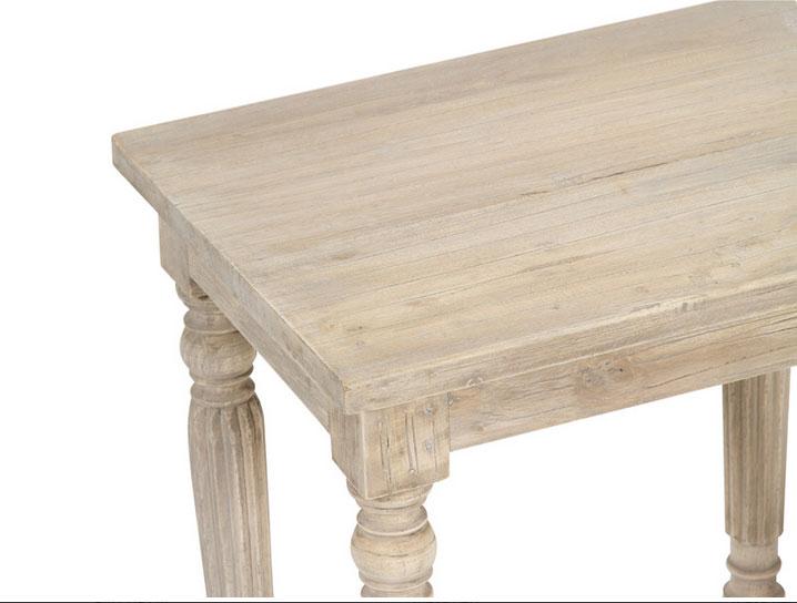 Set de mesas tipo nido  - Set de mesas tipo nido  en madera de mindi