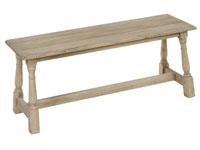 Banco madera - Banco madera fabricado en madera de mindi