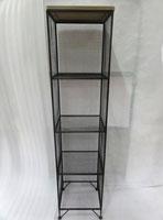 Estantería metal 4 estantes -  Estantería metal 4 estante fabricado en hierro