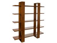 Estantería abierta - Estantería abierta fabricado en madera de acacia