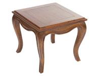 Mesa auxiliar madera - Mesa auxiliar madera, fabricado en madera de acacia