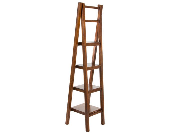 Estantería Revistero - Estantería Revistero fabricado en madera de acacia