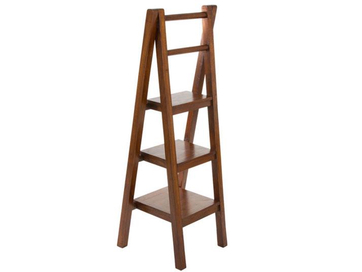 Estantería revistero pequeña - Estantería revistero pequeña fabricado en madera de acacia