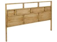 Cabecero IOS - Cabecero IOS fabricado en madera de acacia