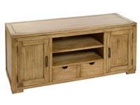 Mueble TV IOS - Mueble TV IOS fabricado en madera de acacia