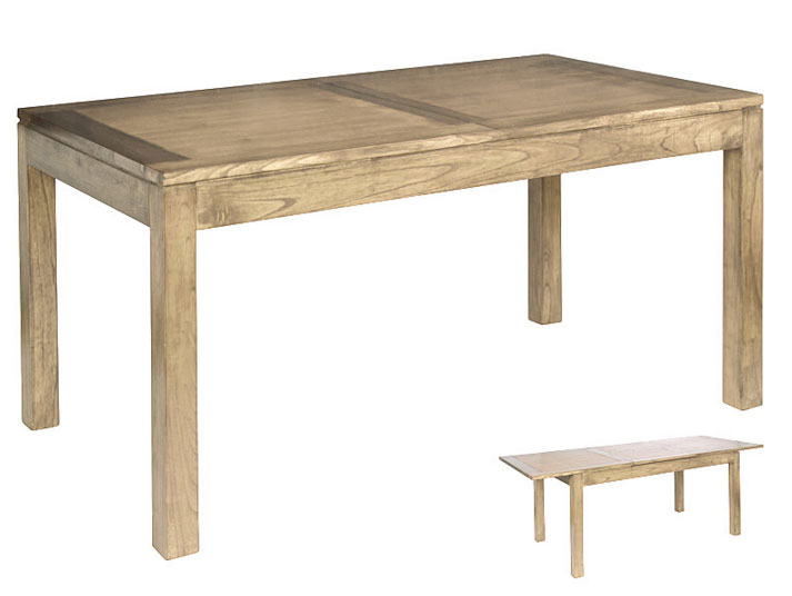 Mesa extensible ios mia home - Mesa acacia extensible ...