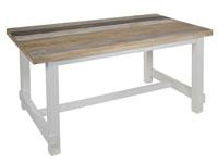 Mesa de comedor Rabat - Mesa de comedor Rabat, fabricado en madera de mindi