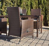 Set de sillas y mesa modelo RIVA - Set de sillas, mesa modelo RIVA