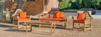 Set de sillones de jardín - Set de sillones con mesa para exterior.