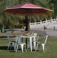 Mesa de jardin o Sillas TOL-BL-MA