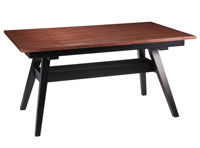 Mesa fija ABBIE 150 - Mesa fija ABBIE 150, Fabricada en madera