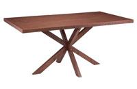 Mesa fija Dina - Mesa fija Dina, Fabricada en madera