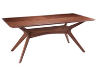 Mesa fija HELGA 180 - Mesa fija HELGA 180, Fabricada en madera