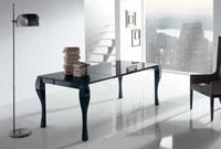 Mesa de comedor extensible Coloma - Mesa de comedor extensible Coloma,  Cuadrada o rectangular
