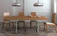 Mesa de comedor Clear