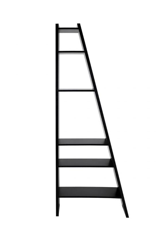 Estanteria Delta 001 TEM17 - Estanterías diagonal para espacios irreverentes.
