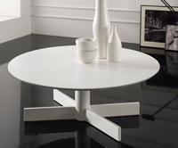 Mesa baja Quadro redonda -