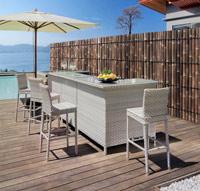 Barra moderna para exterior - Barra de diseño