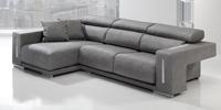Sofá Singuer reposabrazos iluminados - Moderno sofá Singuer con luces
