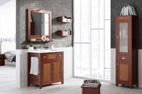Muebles para baño COLONIAL 1 - Composición de muebles para baños COLONIAL 1, Colección de muebles de baño llena de alta calidad, diseño y relax.
