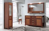 Muebles para baño COLONIAL 3 - Composición de muebles para baños COLONIAL 3, Colección de muebles de baño llena de alta calidad, diseño y relax.