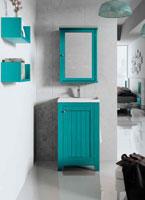 Muebles para baño COLONIAL 4 - Composición de muebles para baños COLONIAL 4, Colección de muebles de baño llena de alta calidad, diseño y relax.
