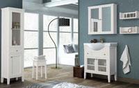 Muebles para baño SIENA 1 - Composición de muebles para baños SIENA 1, Colección de muebles de baño llena de alta calidad, diseño y relax.