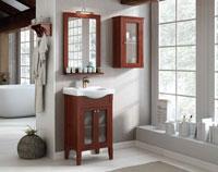Muebles para baño SIENA 2 - Composición de muebles para baños SIENA 2, Colección de muebles de baño llena de alta calidad, diseño y relax.