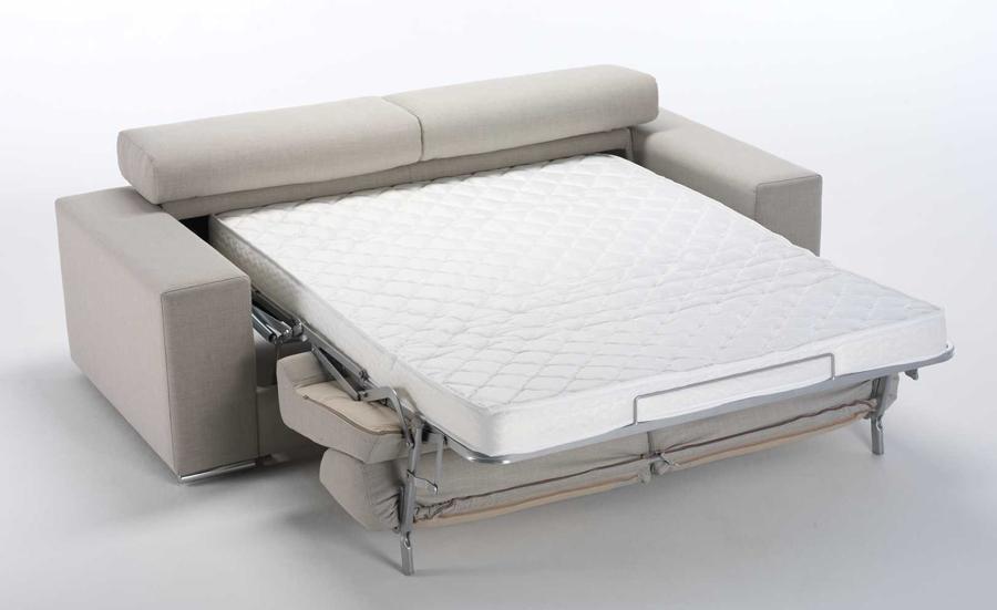 Sof cama moderno apertura italiana for Sofa cama modernos
