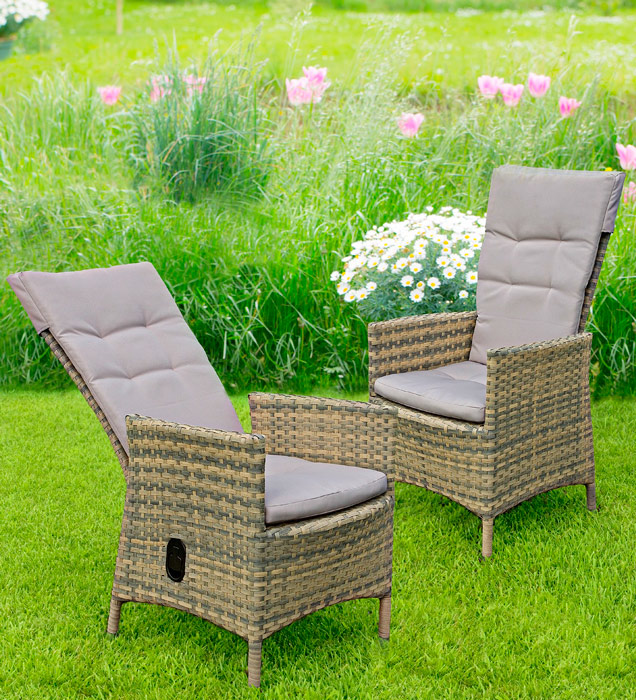 Sill n reclinable lutter mia home for Sillon reclinable exterior