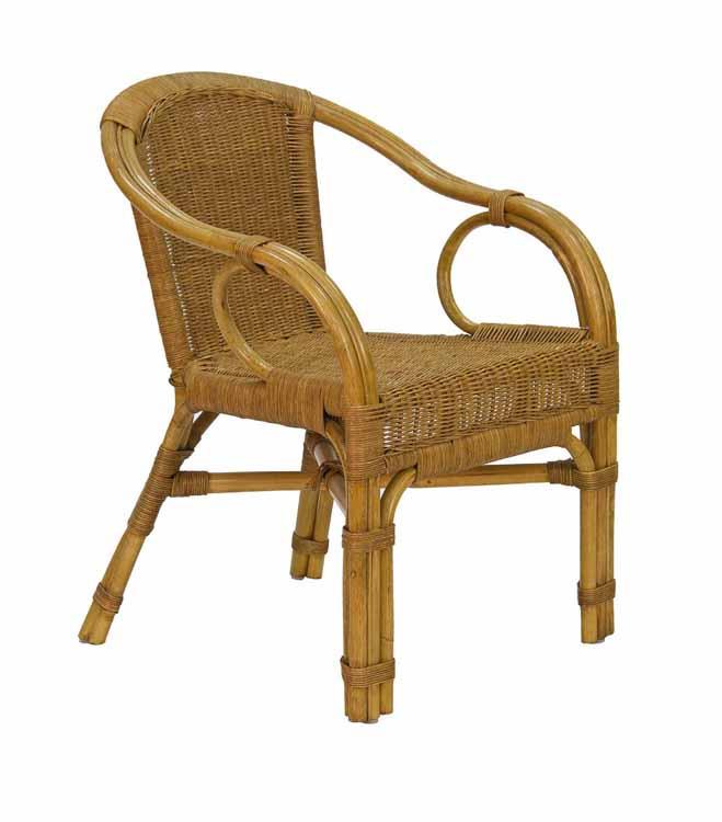 Conjunto muebles de rattan y mimbre for Muebles exterior rattan