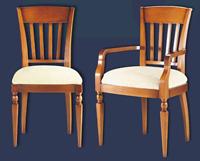 Silla y sillón clásicos 19