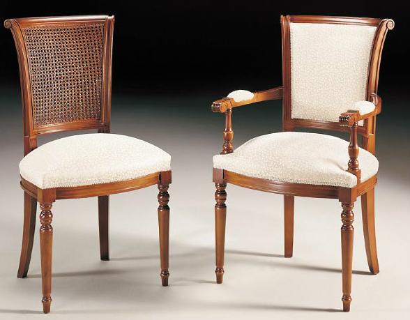 Piezas cl sicas de calidad for Modelos de sillas clasicas