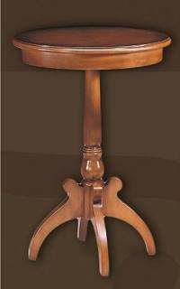 Dos modelos veladores madera - Sobres de chapa Cerezo