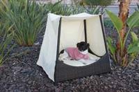 Casita para animales domésticos PETY - Casita para animales domésticos.