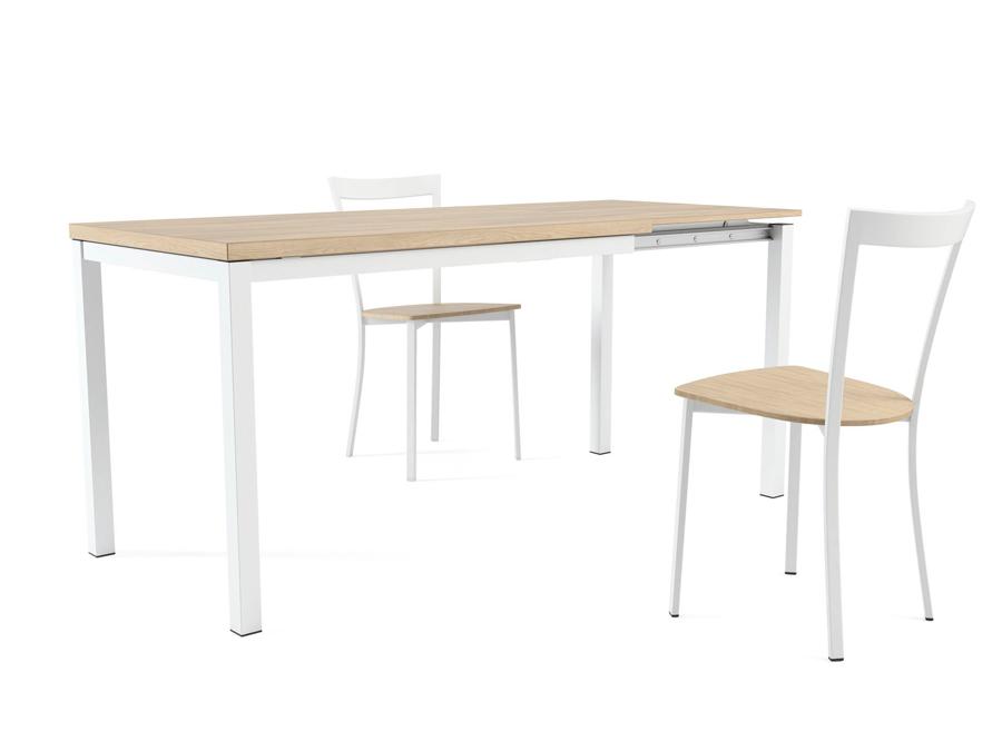 mesa de comedor toy metal mia home. Black Bedroom Furniture Sets. Home Design Ideas
