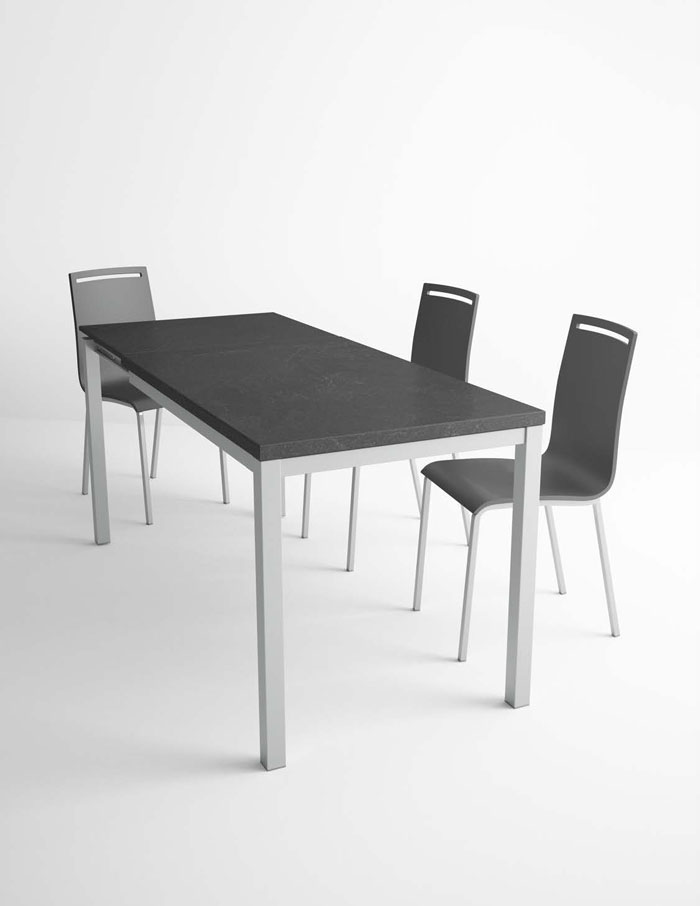 Mesa de comedor toy metal mia home for Mesas comedor metal