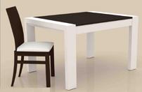 Mesa de comedor laminada extensible - Mesa de comedor extensible