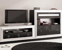 Mueble TV y aparador 2 - Mesa TV y aparador