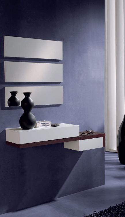 Recibidor juego espejos horizontales barato cordoba for Espejos recibidor baratos
