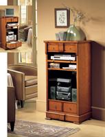 Mesa de TV Verona V4500 - Mesa de TV Verona V4500 diseño clásico, fabricado en  Chapa de cerezo y marquetería