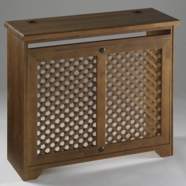 Cubreradiador a medida de madera albacete - Cubreradiadores clasicos ...