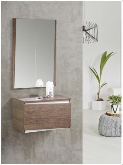 Recibidor y espejo para la entrada muebles madrid for Espejos bonitos para recibidor