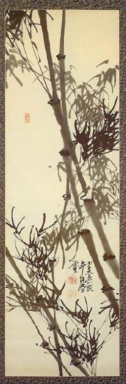 Colección Oriental Bambú - Cuadro impreso