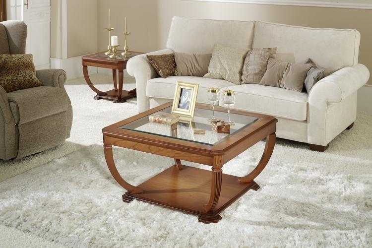 Mesa baja elegante - Mesa de diseño