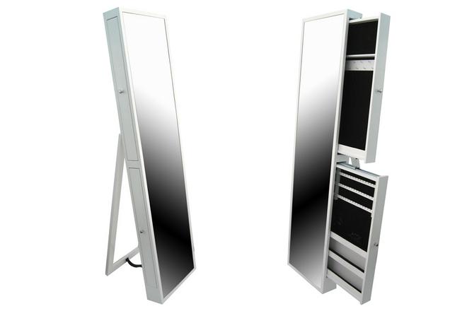 Espejo moderno Joyero White - Espejo moderno