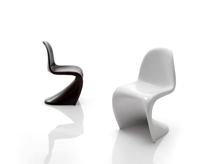 silla moderna diseño exclusivo plastico marbella cadiz malaga