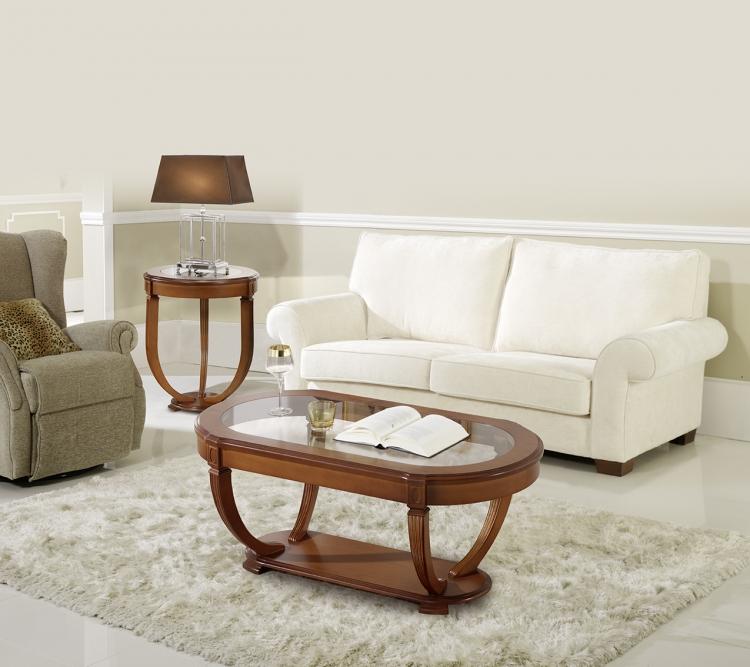 Mesa baja clásica - Mesa de diseño