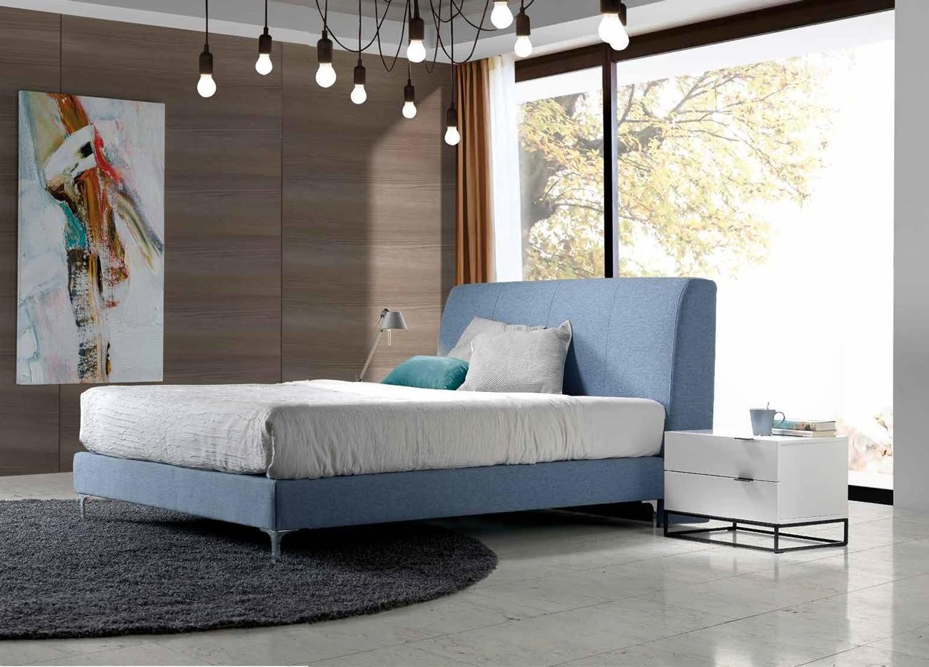 Camas con cabecero acolchado cabeceros cama acolchados - Cabeceros de cama acolchados ...