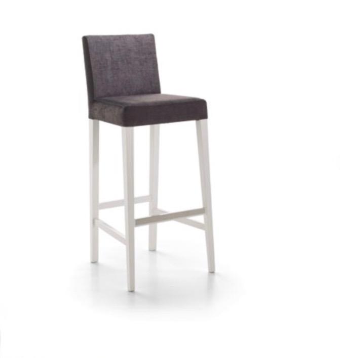 sillas altas cocina moderna